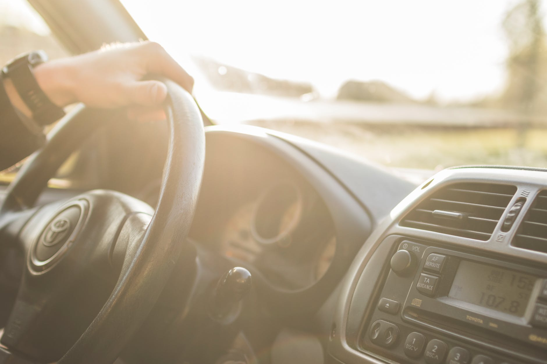 The 5 keys to blissful driving